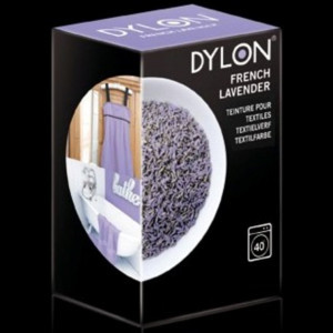 Dylon Fabric Dye 200gr 02 french lavender