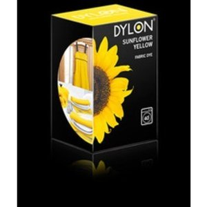 Dylon Kleurvaste textielverf 200gr 05 sunflower yellow